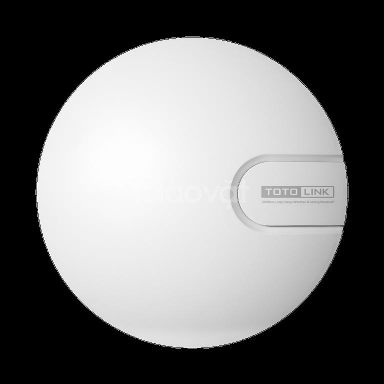 Wifi AP N9, thiết bị phát Wi-Fi ốp trần chuẩn N 300Mbps
