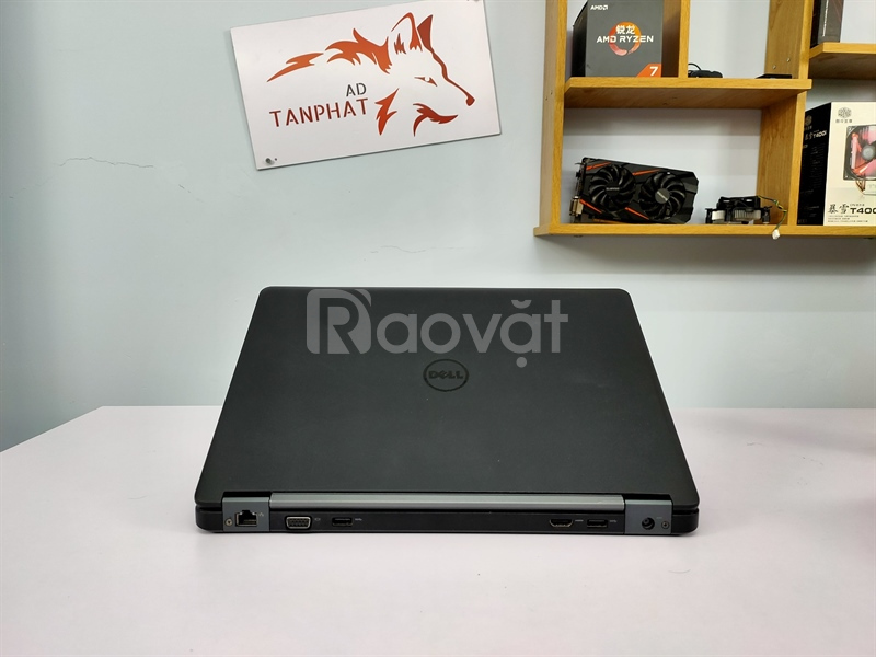 Laptop Dell Latitude E5450, i7 5600U, Ram 4G, SSD 128G