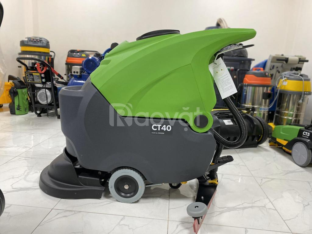 Máy chà sàn liên hợp IPC CT40 B50