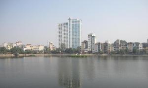 Căn hộ view hồ Nam Đồng, phố Hồ Đắc Di, tầng 2, B1