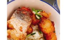 Cá basa ướp ớt
