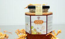 Mật ong chanh gừng & đông trùng hạ thảo