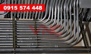 Ống thép luồn dây điện Vietconduit được dùng nhiều tại các công trình