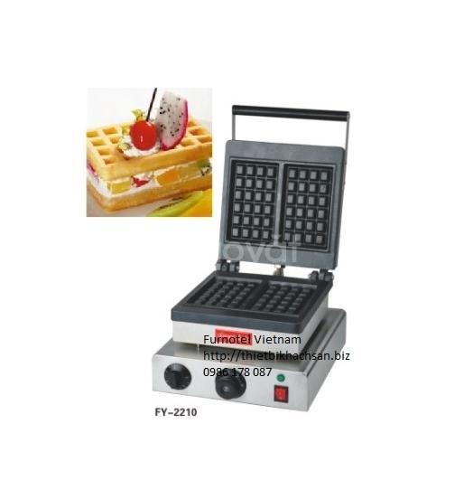 Máy làm bánh waffle FY-2201 vuông