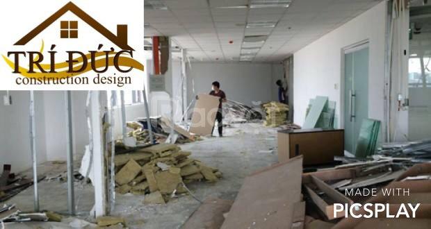 Chuyên thiết kế thi công sửa chữa nhà Trí Đức tại Cần Thơ