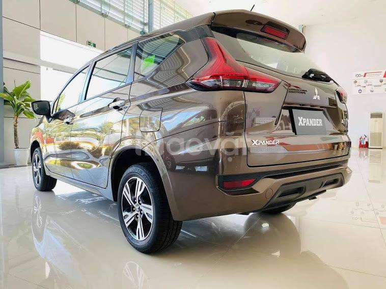 Ôtô 7 chỗ nhập khẩu Mitsubishi Xpander MT giá rẻ KM tặng 4 chỉ vàng