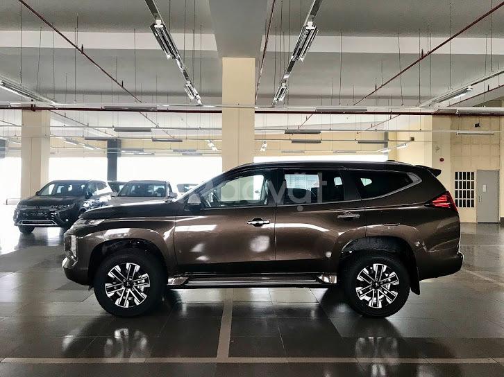 Ôtô 7 chỗ nhập Thái Mitsubishi Pajero Sport 4x4 2021 khuyến mãi tốt