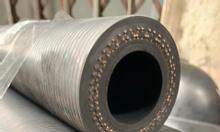 Ứng dụng của ống cao su bơm vữa bê tông, xi măng phi 40x70mm