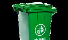 Thùng rác cộng nghiệp 240 lít tại Đà Nẵng Lipan