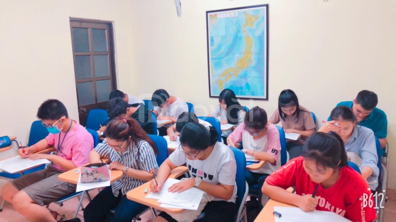 Trung tâm tiếng Nhật tốt uy tín Thủ Đức dành cho người mới bắt đầu