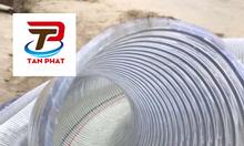 Tấn phát đại lý phân phối ống nhựa mềm lõi thép uy tín, chất lượng