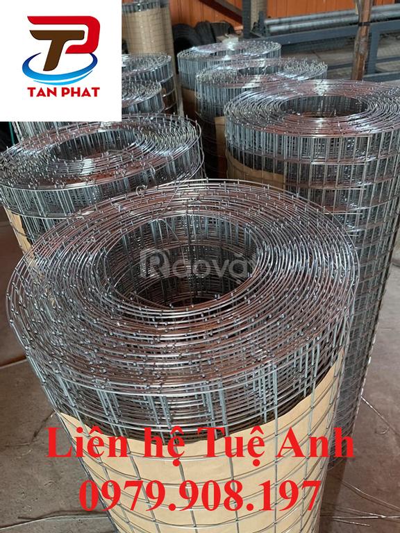 Tiêu chuẩn lưới thép hàn ứng dụng trong xây dựng