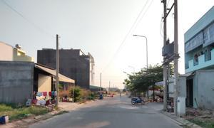 Ngân hàng thanh lý 22 nền thổ cư KDC liền kề BV CHỢ RẪY 2 sổ hồng