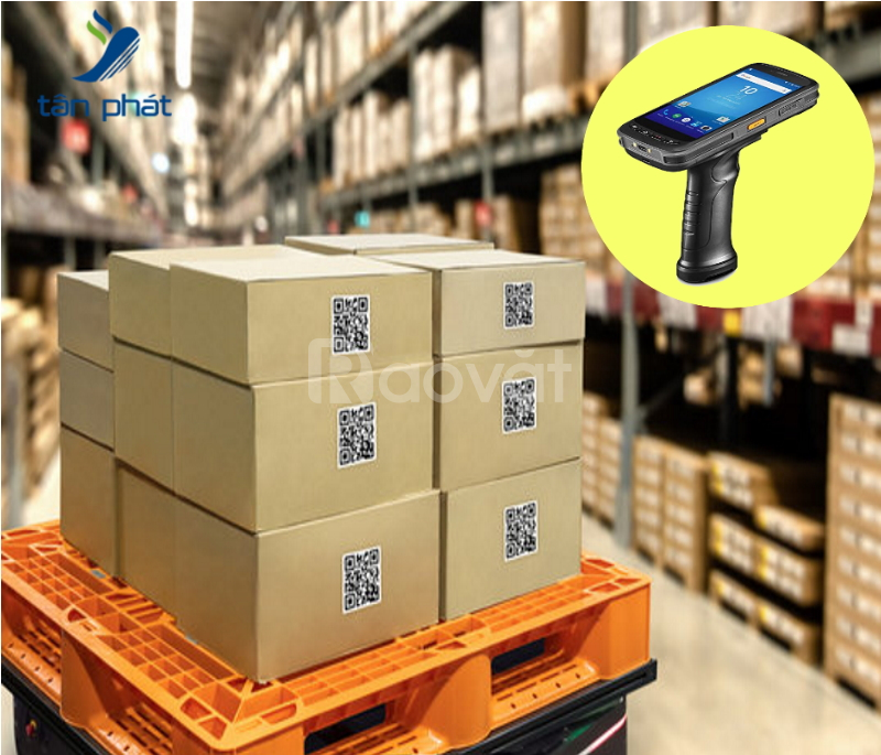 Tân Phát cung cấp máy quét mã vạch cho bưu cục
