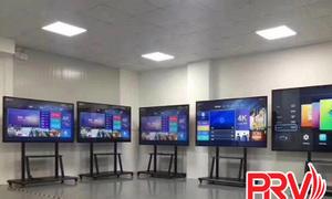 Cho thuê tivi LCD trình chiếu xem bóng đá hay tại sự kiện