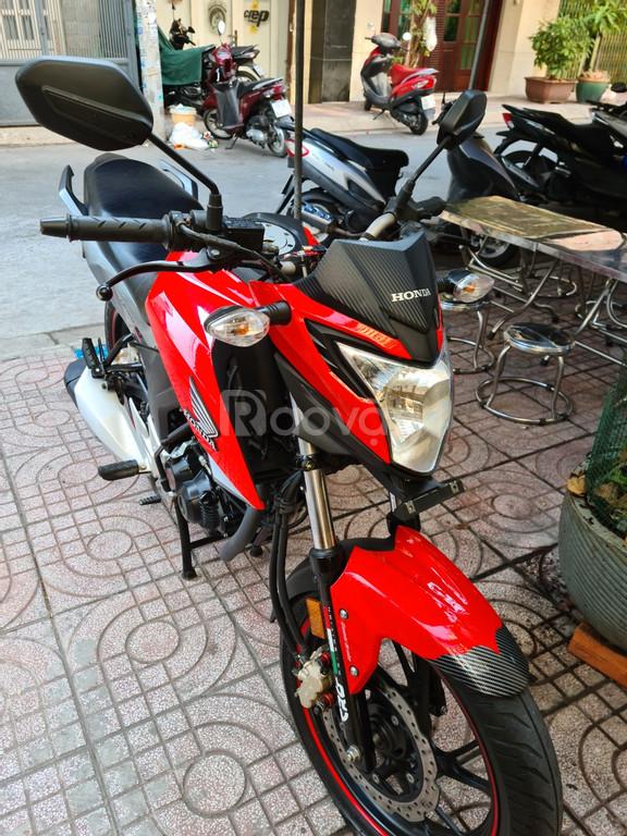 Bán xe môtô Honda Hornet CB160R