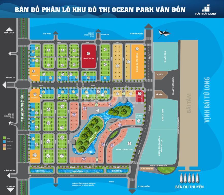 Cần bán suất ngoại giao dự án Ocean Park Vân Đồn
