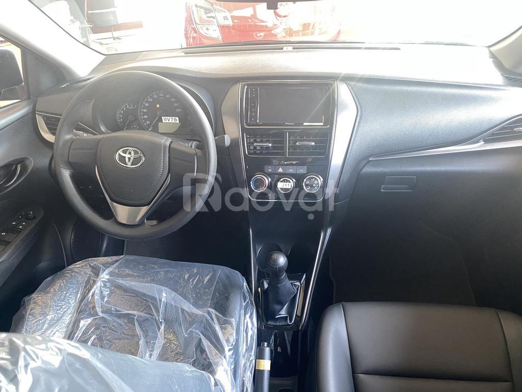 Toyota Vios trả góp từ 140 tr mới 100%, báo giá xe Toyota