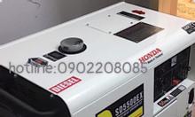 Bán máy phát điện Honda chạy dầu 3kw cách âm nhập khẩu