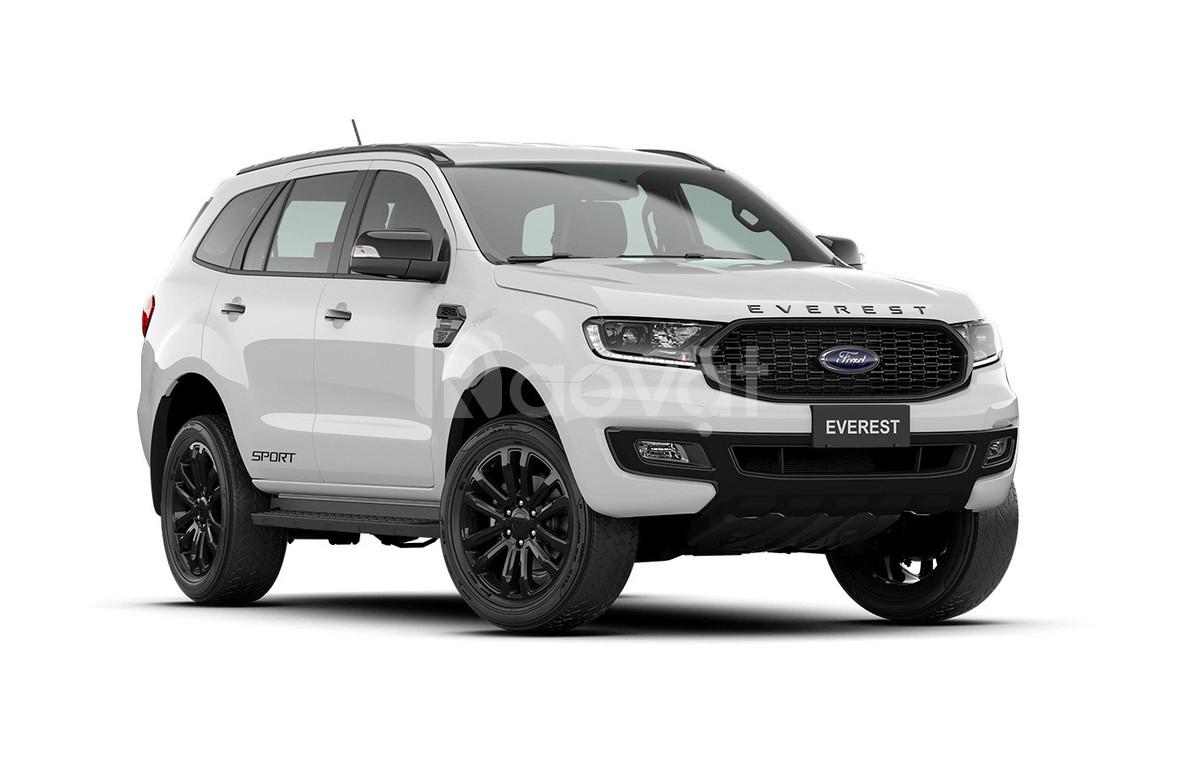 Cần bán Ford Everest Sport 4*2 nhập khẩu nguyên chiếc