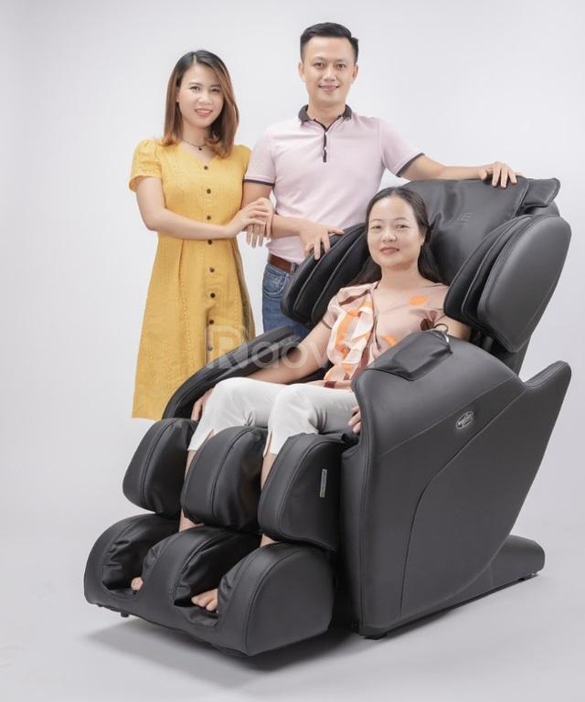 Ghế massage Quận Cầu Giấy - Maxcare Home