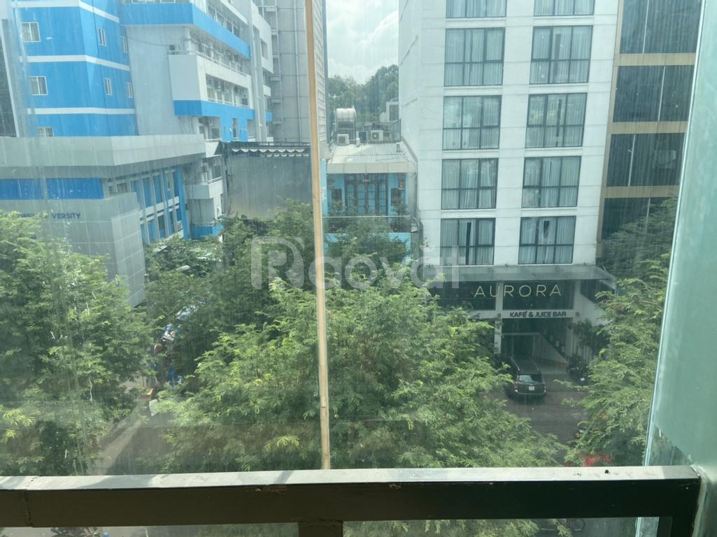 Cho thuê diện tích làm văn phòng tại Võ Văn Tần