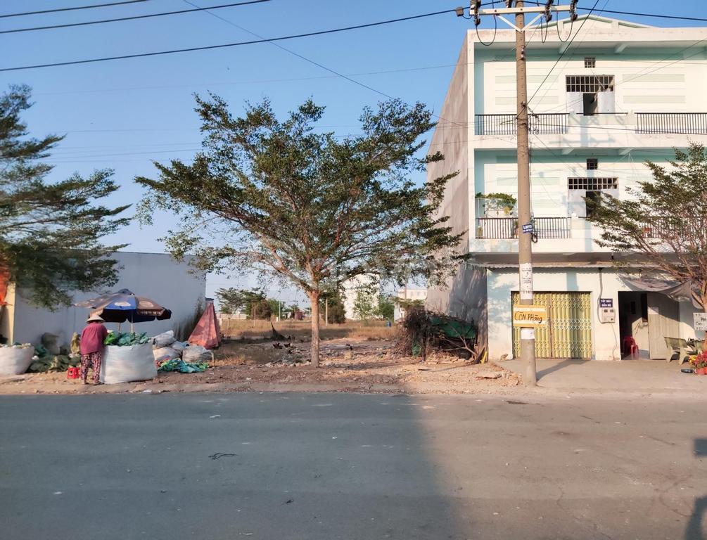 Ngân hàng tổ chức thanh lý 25 nền đất thổ cư KDC Tên Lửa 2 sổ hồng