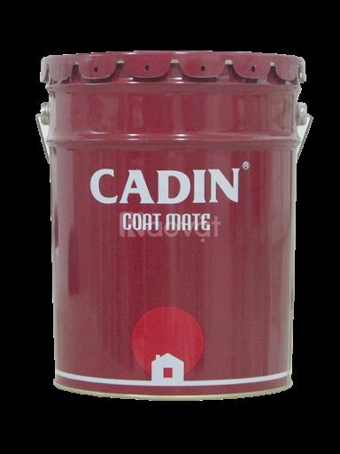 Mua sơn chịu nhiệt 600 độ Cadin màu nhũ bạc cho sắt thép giá rẻ ở đâu?