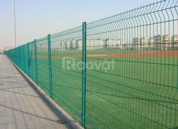 Cung cấp hàng rào cột trái đào, cột khóa thông minh