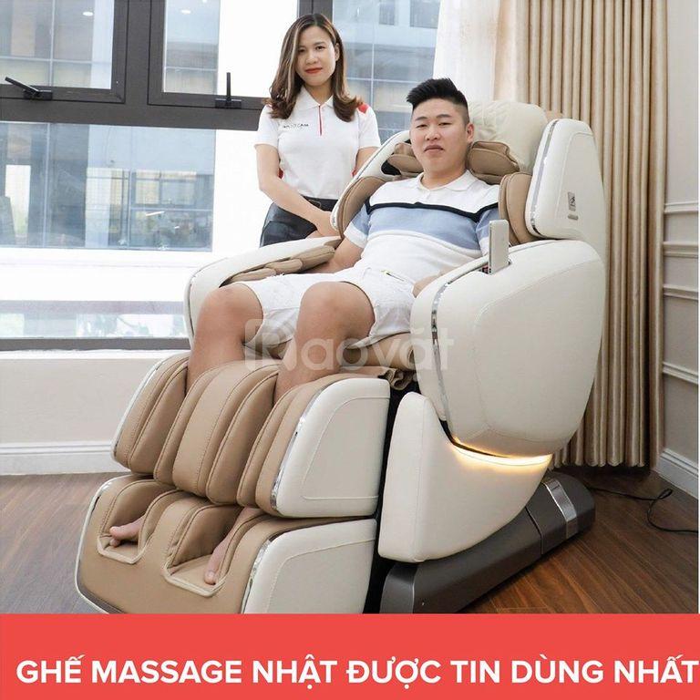 Ghế massage quận Hải Châu Maxcare Home