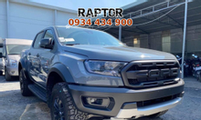 Ford Ranger Raptor màu xám 2021, chiến binh Off Road - Ford Long An