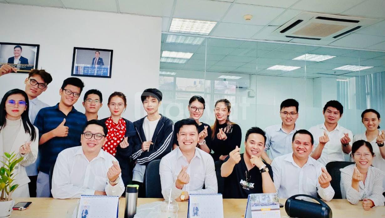 Cần tuyển gấp 10 nhân viên văn phòng tại TP.HCM