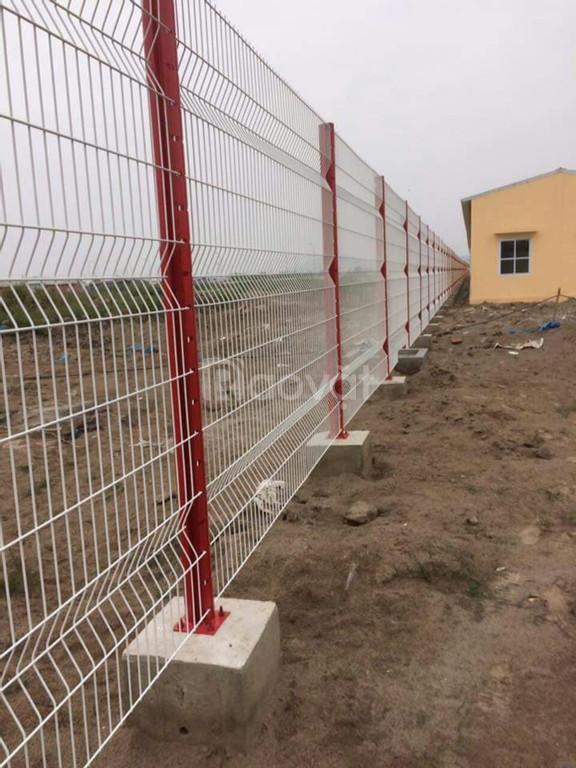 Lưới thép hàng rào, địa chỉ cung cấp các loại lưới thép hàng rào