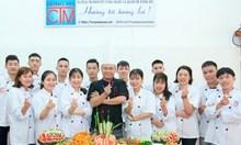 Khai giảng khóa học Trung cấp Nấu ăn tháng 3 năm 2021