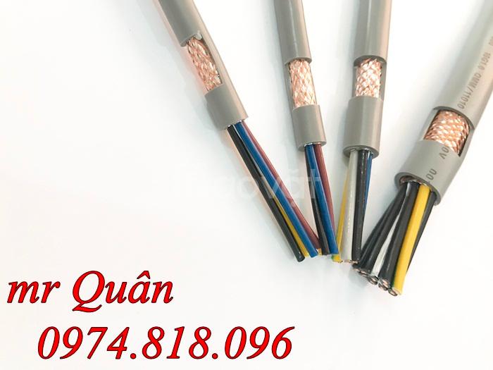 Dây điện, cáp điều khiển lõi mềm Cu/Pvc/Pvc