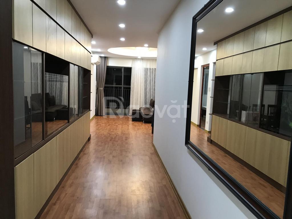 Cho thuê căn hộ khu Ngoại Giao Đoàn