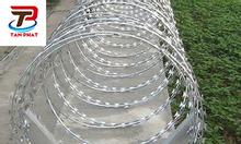 Dây thép gai,các loại dây thép gai và công dụng cụ thể của từng loại