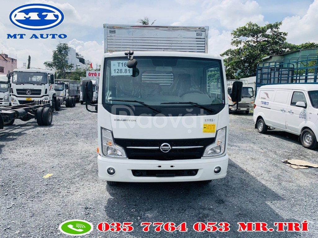 Xe tải 1.9 tấn và 3.5 tấn thùng inox 4m3 động cơ Nhật Bản 2.9cc