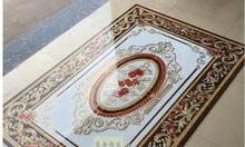 Mẫu gạch lát nền đẹp, gạch thảm hoa văn HP84776