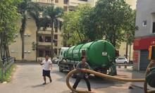 Thông tắc bồn cầu, thông tắc cống không đục phá tại Hà Nội