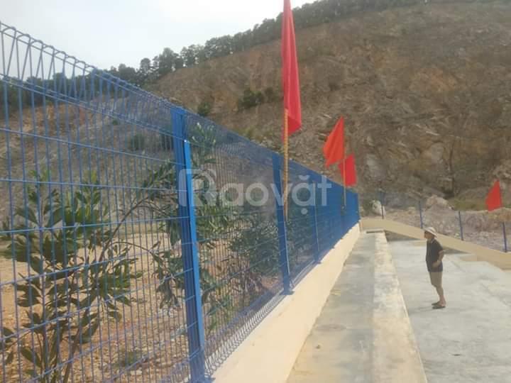 Tấn Phát đơn vị cung cấp lưới thép hàng rào đẹp, giá tốt hiện nay