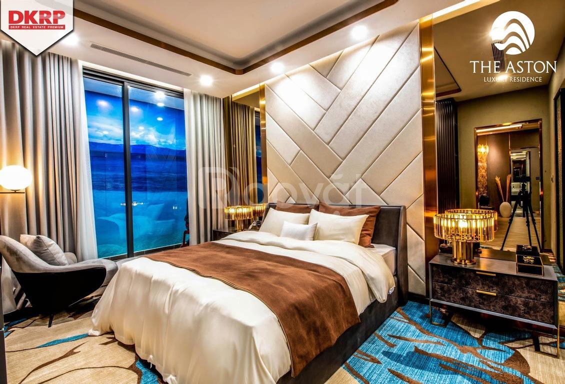 Sở hữu căn hộ cao cấp The Aston view biển Nha Trang