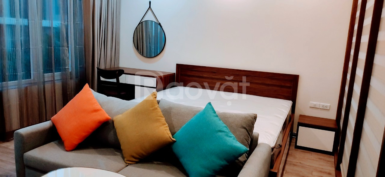 Chính chủ cho thuê căn hộ hiện đại mặt Hồ Ba Mẫu, Xã Đàn