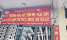 Cho thuê nhà 4 tầng số 17 ngõ 445 Hoàng Quốc Việt
