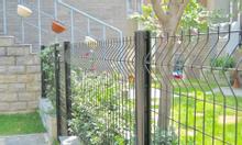 Mẫu hàng rào đẹp hàng rào chấn sóng