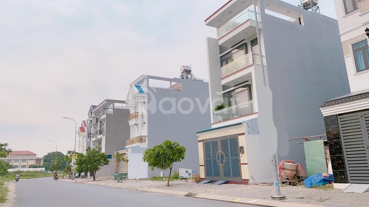 Lô góc 2 mặt tiền đường Trần Văn Giàu, Bình Chánh