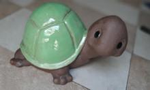 Rùa gốm sứ trưng làm kiểu