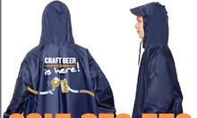 Xưởng áo mưa quảng cáo giá rẻ