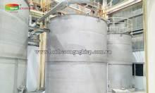 Gia công, sản xuất bồn chứa công nghiệp, bồn công nghiệp inox