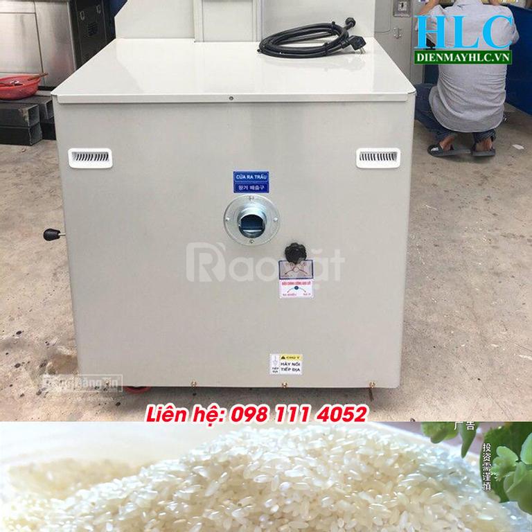Chuyên máy xát gạo Hàn Quốc thế hệ mới đa năng giao toàn quốc